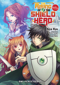 The Rising of the Shield Hero: The Manga Companion